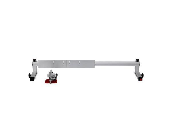Anschlaglineal für RUWI Tischfräse L - 1155 mm