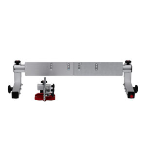 Anschlaglineal für RUWI Tischfräse M - 730 mm
